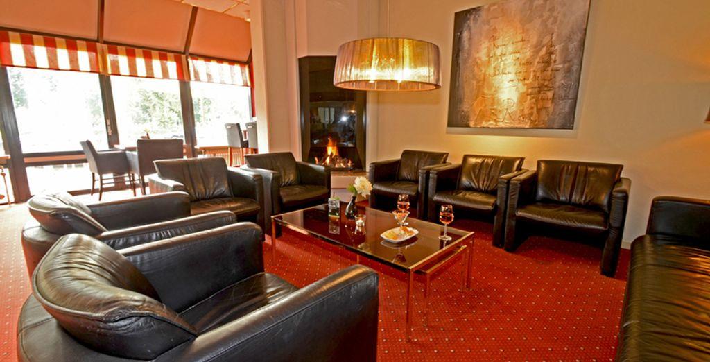 Ein gemütliches Hotel mit fantastischen Einrichtungen