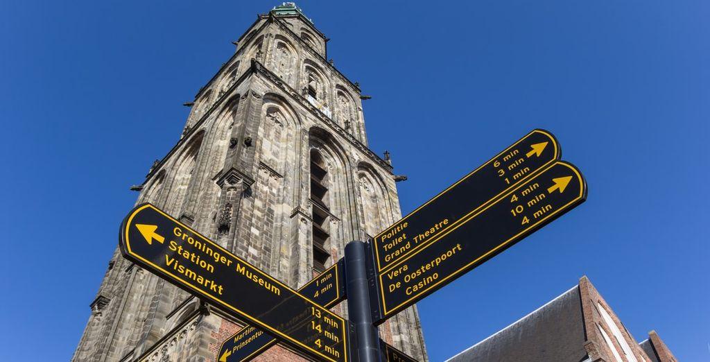 Ein Ausflug nach Groningen!