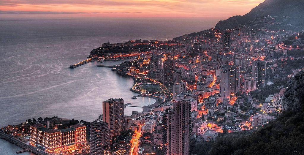 Wir wünschen Ihnen einen unvergesslichen Aufenthalt in Monaco!