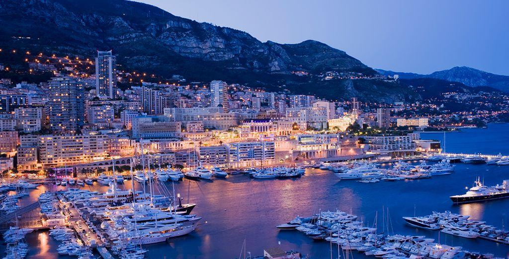 Herzlich willkommen in Monte Carlo!