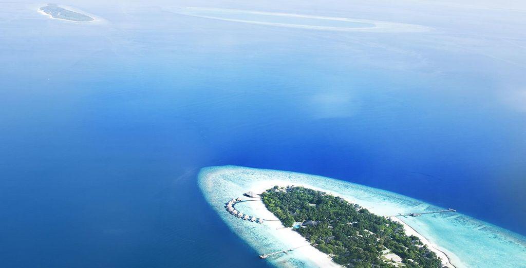 Der Indische Ozean in seiner schönsten Form