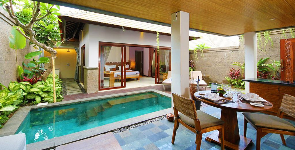 Willkommen im 4* De Uma Lukha Luxury Villas and Spa