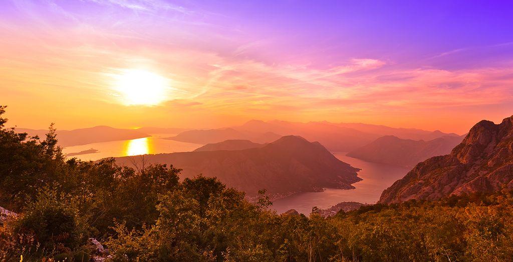 Montenegro leuchtet in Tausend Farben ...