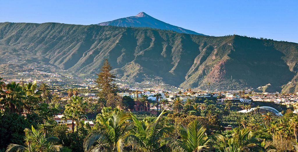 Sie verpassen Sie nicht den Teide, den höchsten Berg in Spaniens