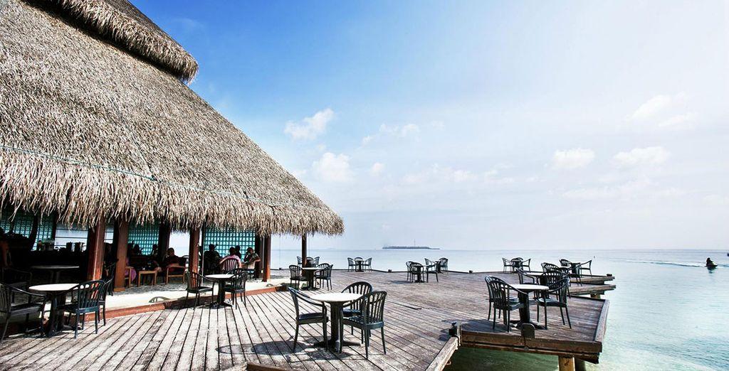 Buchen Sie Ihr hotel Adaaran Club Rannalhi Maldives 4* auf den Malediven