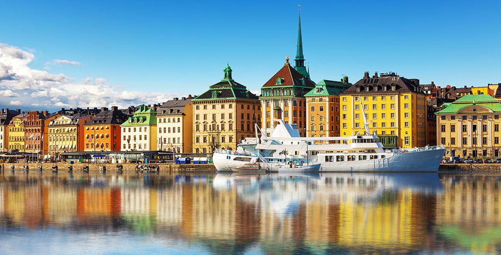 Wilkommen in Schweden*