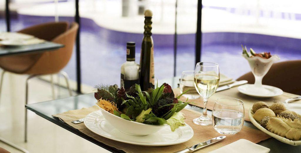 Als Mitglied von Voyage Privé erhalten Sie jeden Tag Ihres Aufenthaltes ein reichhaltiges Frühstück