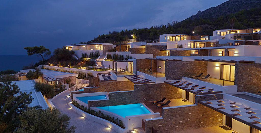 Im Wyndham Loutraki Poseidon Resort 5*!