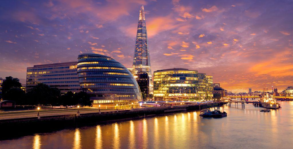Ihr Hotel liegt in einer der beliebtesten Gegenden Londons