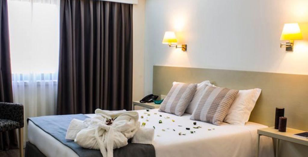 Ihr Standard Zimmer für geruhsame Nächte