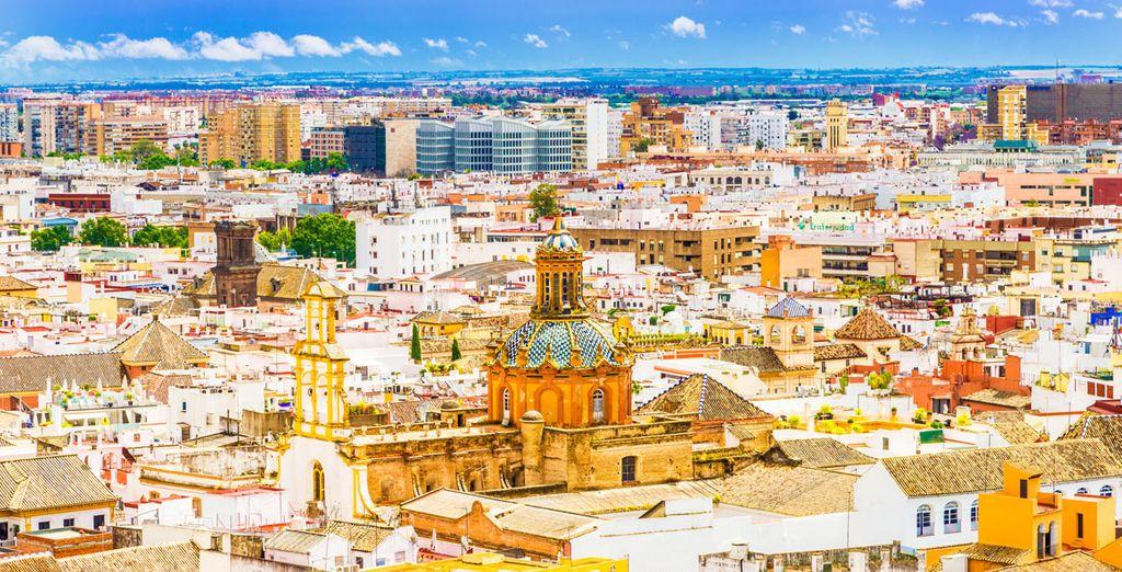 Oder das bunte Sevilla