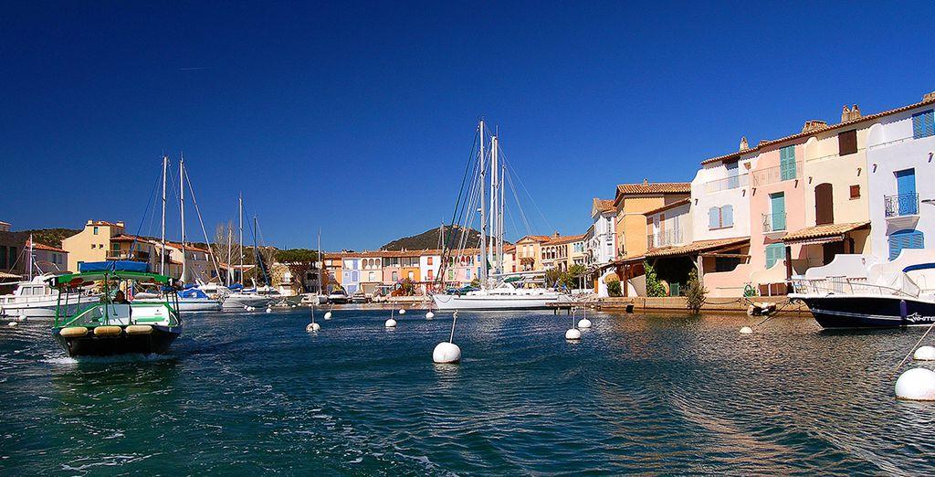 Und natürlich Port Grimaud!