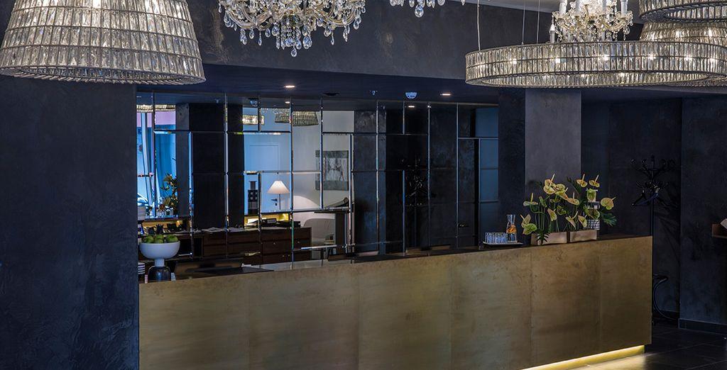 Im eleganten Falkeinsteiner Hotel Wien Margareten 4*