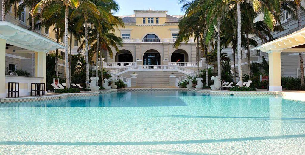 Das Jewel Grande Montego Bay Resort & Spa 4* begrüßt Sie recht herzlich!