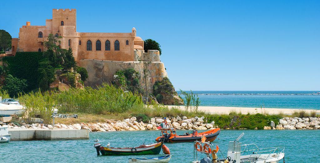Oder an der Küste von Estoril ...