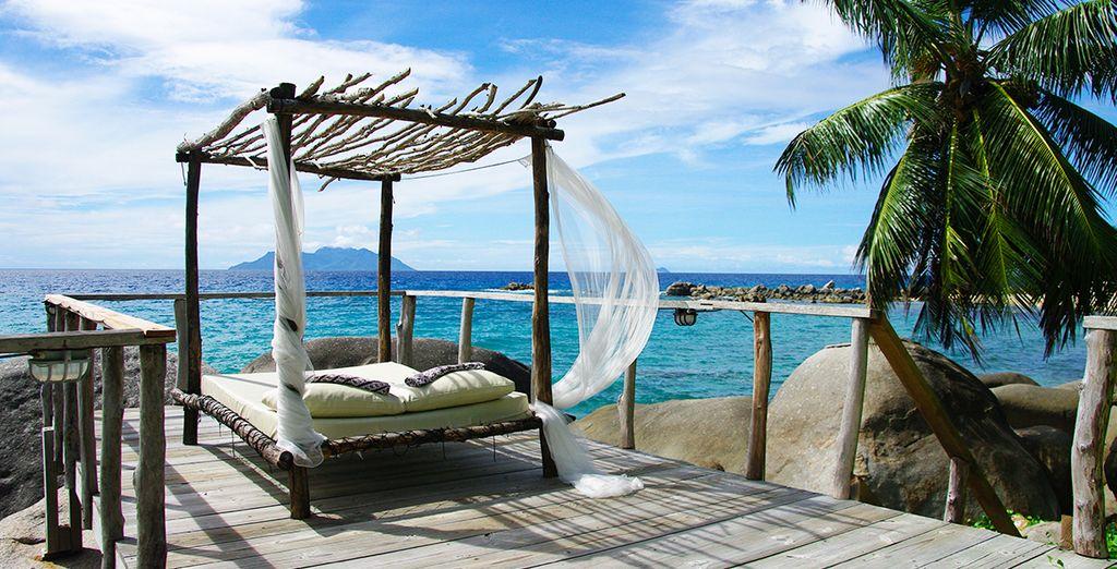 Ferien im Zeichen der Entspannung