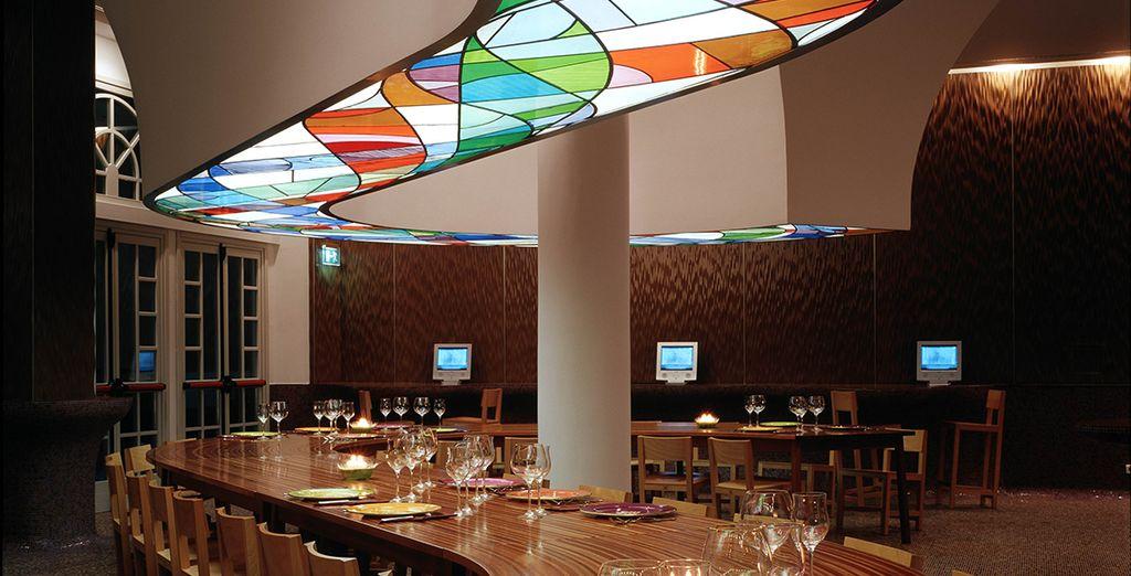 Entdecken Sie im Hotelrestaurant die toskanische Küche