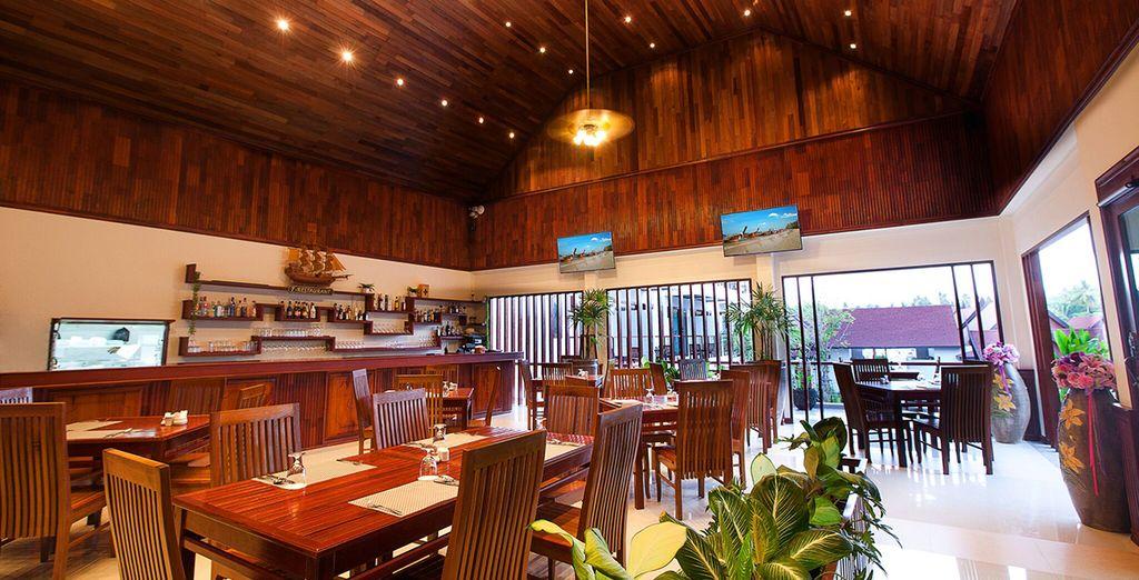 Lassen Sie sich von den Aromen der Thai-Küche verwöhnen