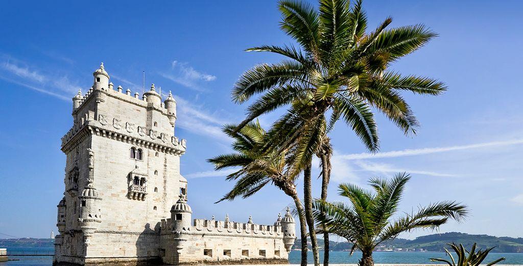 Beuschen Sie den Turm von Belém