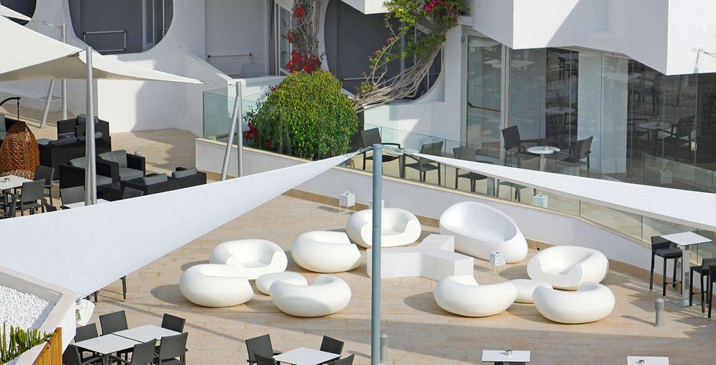 Entdecken Sie das Hotel Pamplona 4*!