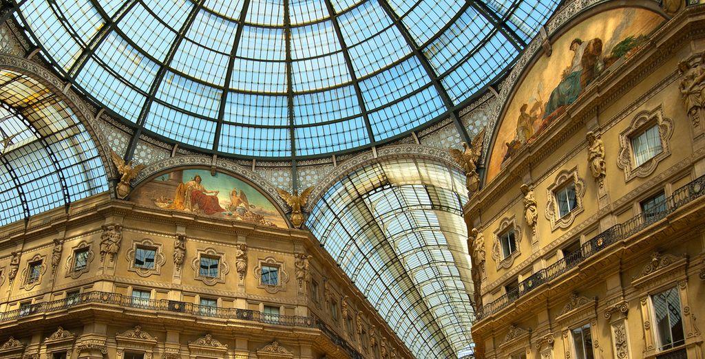 Entdecken Sie die Reichtümer Mailands