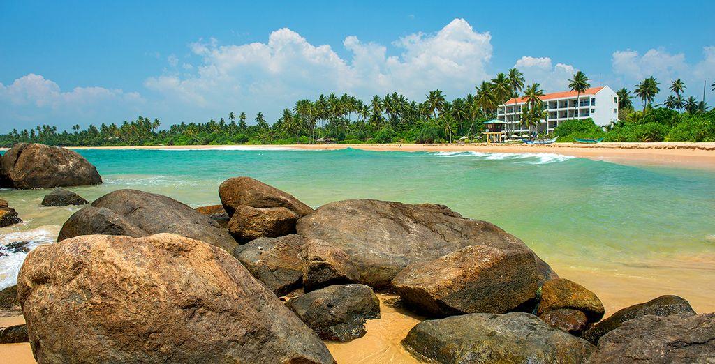 Wir wünschen Ihnen einen wunderschönen Aufenthalt auf der tropischen Insel Sri Lanka!