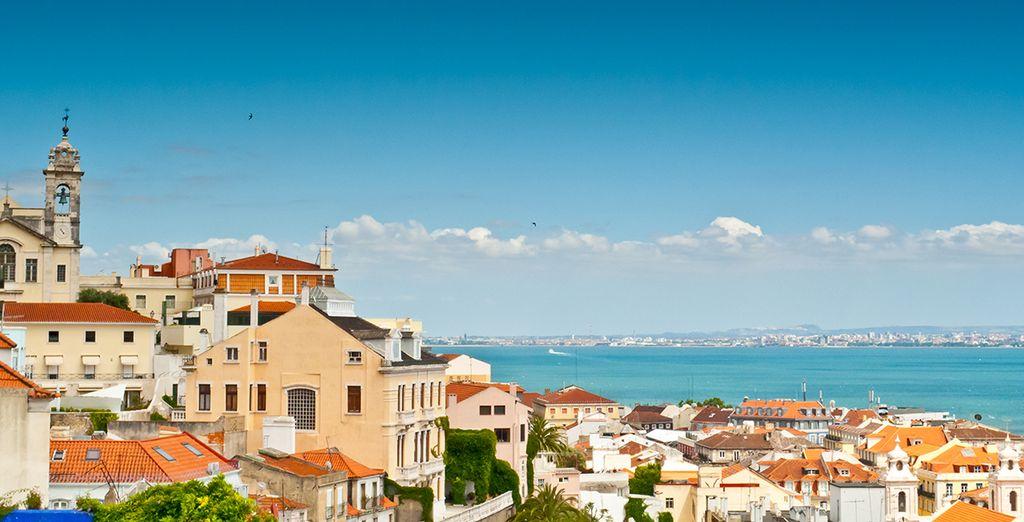 Entdecken Sie die atemberaubende Stadt Lissabon