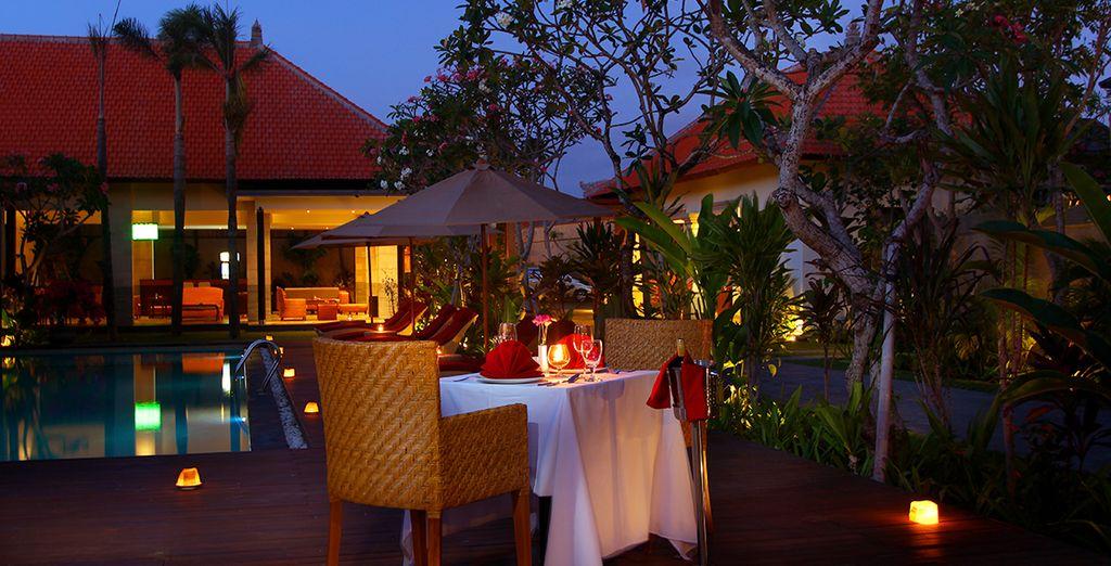 Luxus in Dubai und Pool Villa auf Bali: die perfekte Kombination!