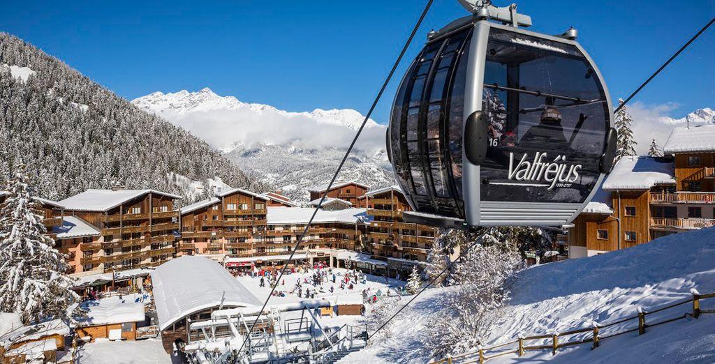 Dies ist das perfekte Hotel für einen perfekten Skiurlaub!