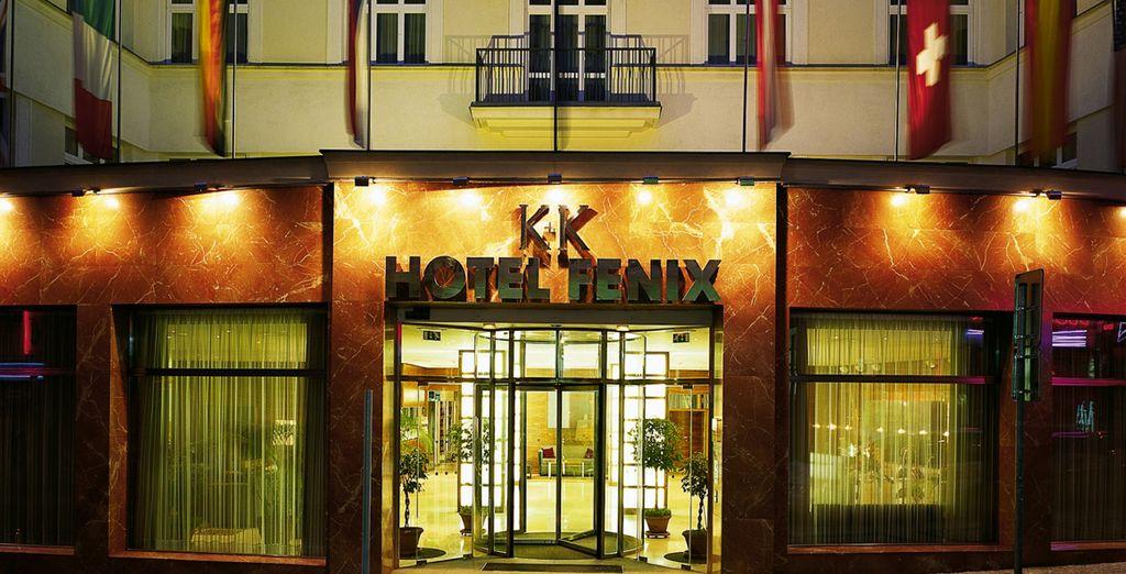 Das K + K Hotel Fenix 4*