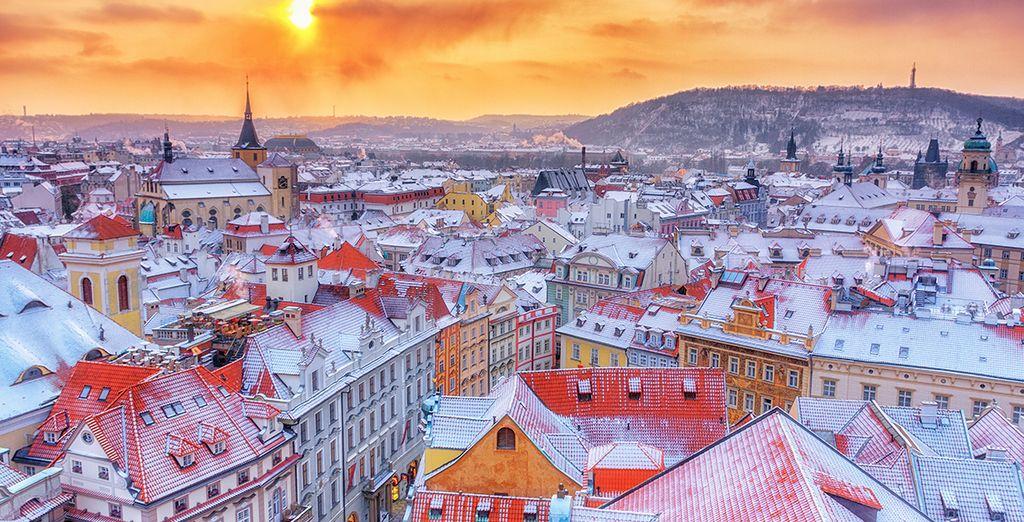 Genießen Sie Ihren Aufenthalt in dieser magischen Hauptstadt Europas!