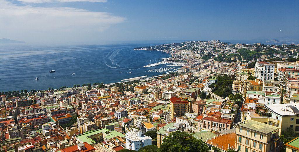 Ein Besuch in Neapel...