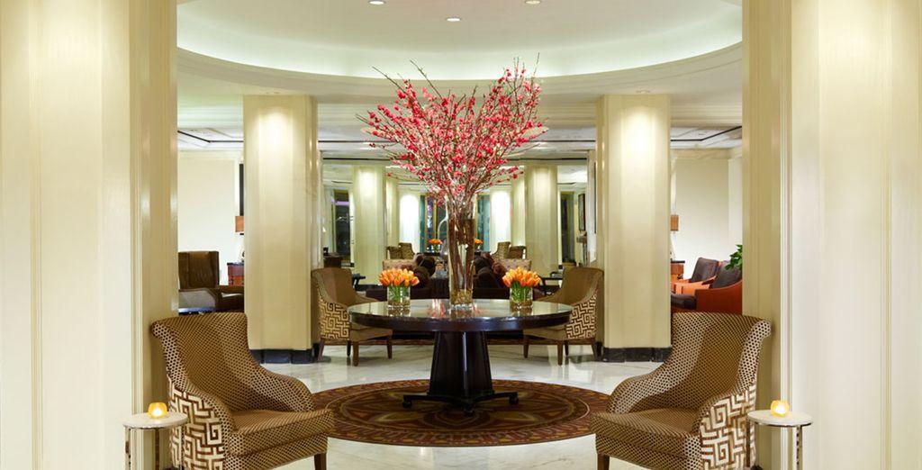 Ein modernes Hotel voller Charme