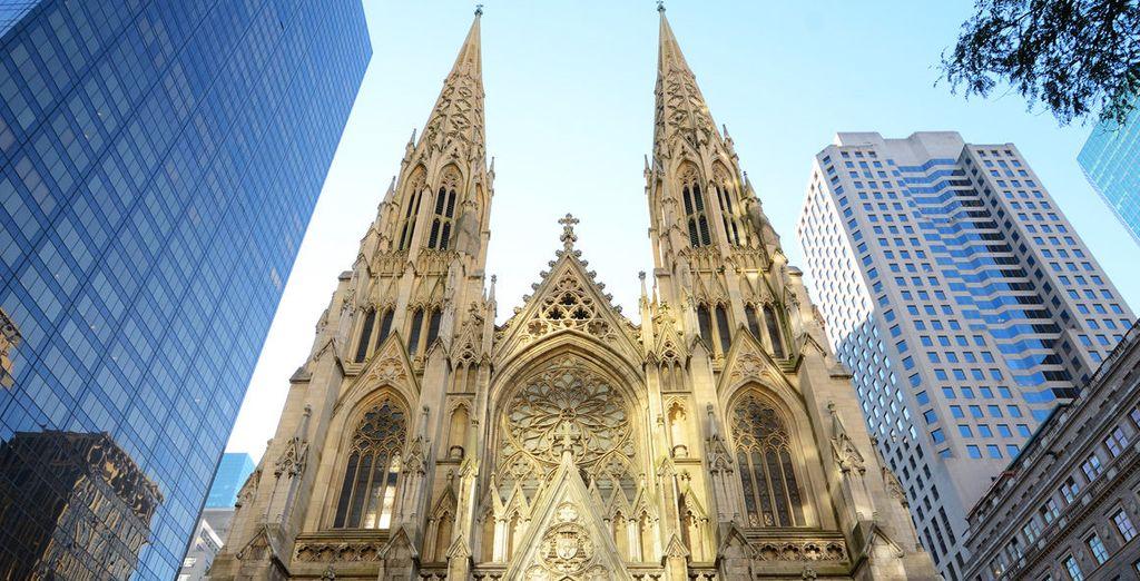 Und der St. Patrick's Cathedral