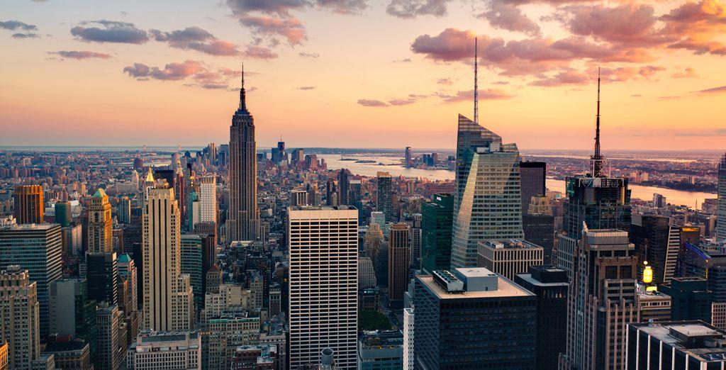 New York est à vous...