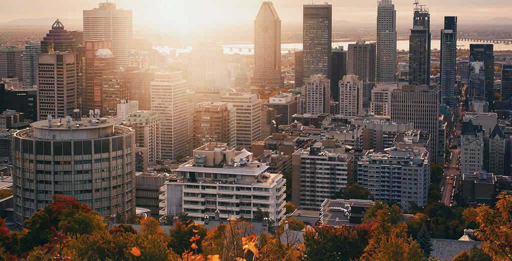 Montreal bietet viele Sehenswürdigkeiten