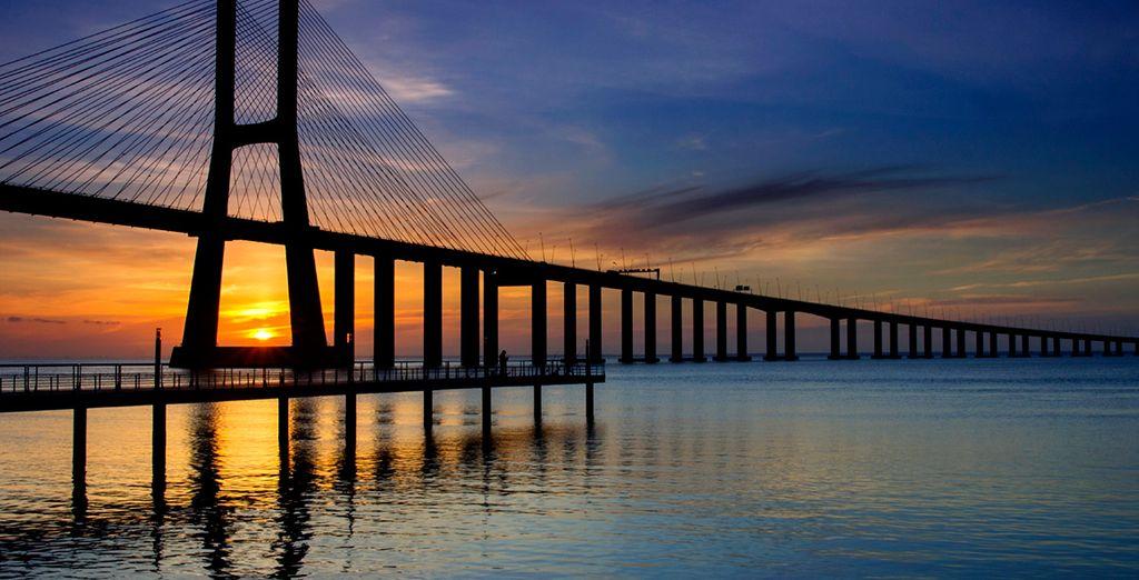 Wir wünschen Ihnen einen wundervollen Aufenthalt in Portugal!