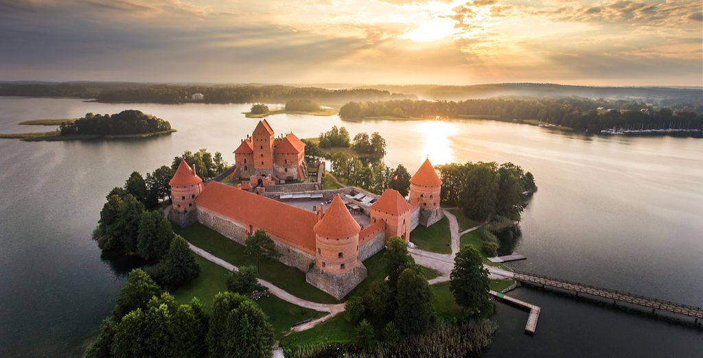 Typisch baltische Architektur