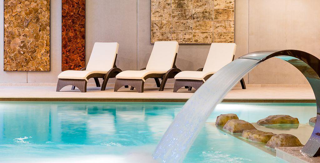 Ein wunderbares Schönheitszentrum mit Wellness- & Spabereich erwartet Sie
