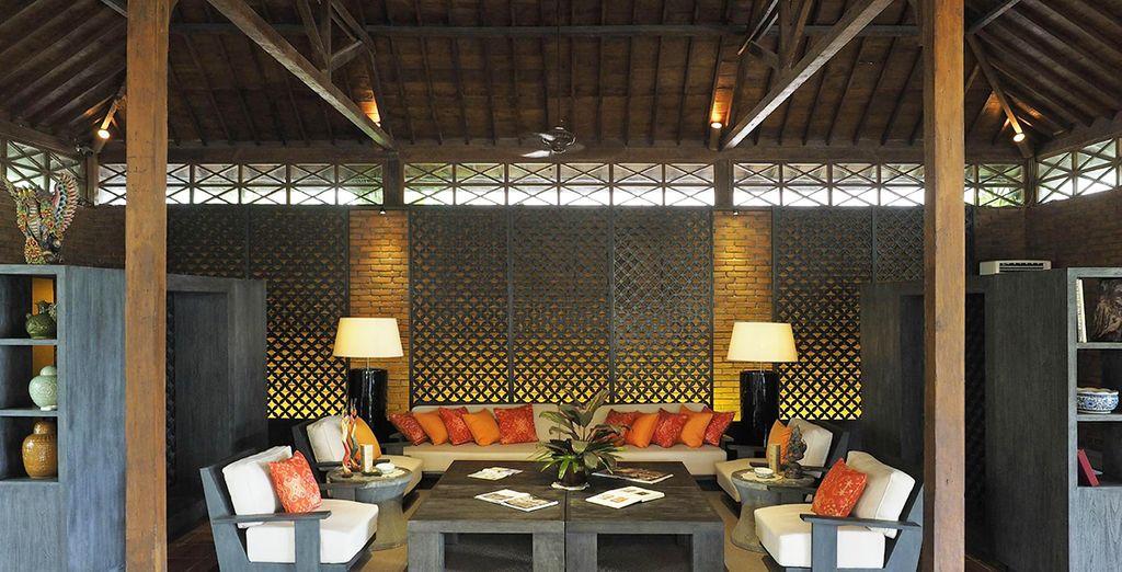 Ein stilvolles, elegantes und modernes Hotel