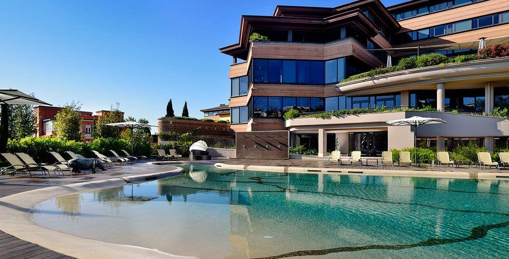 Das A Roma Lifestyle Hotel 4* heißt Sie herzlich willkommen in Rom!