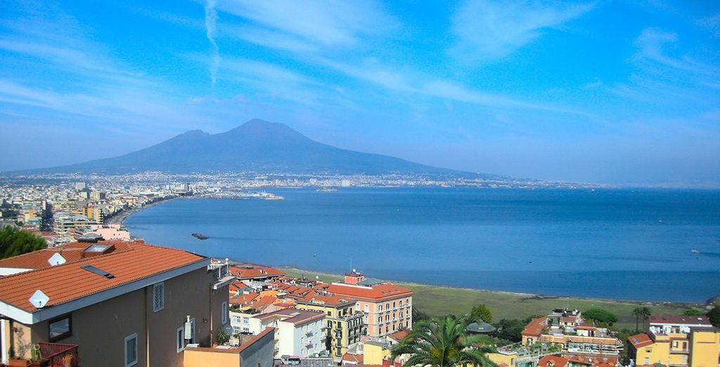 Wir wünschen Ihnen einen schönen Aufenthalt in Italien!