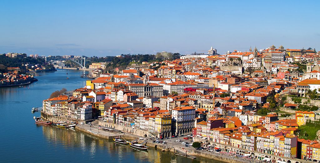 Folgen Sie uns an die Ufer des Douro!