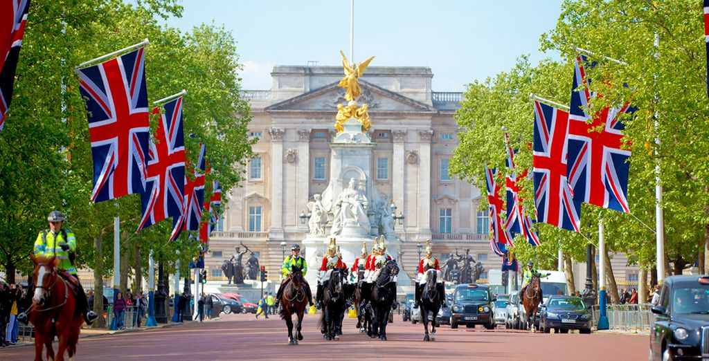 Viel Spaß bei Ihrem Aufenthalt in der britischen Hauptstadt!