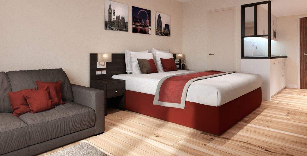 Marlin Aparthotel Waterloo 4*