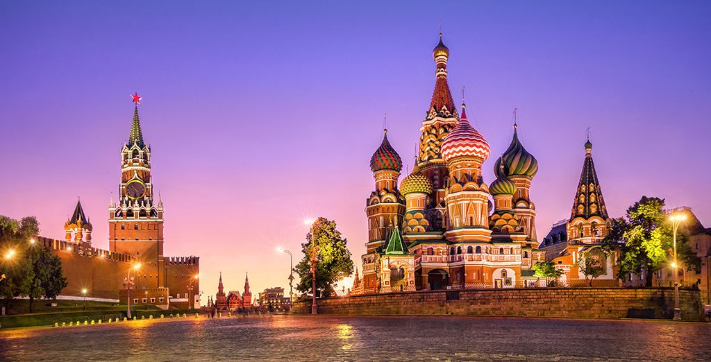 Transsibirischer Express von Moskau nach Peking