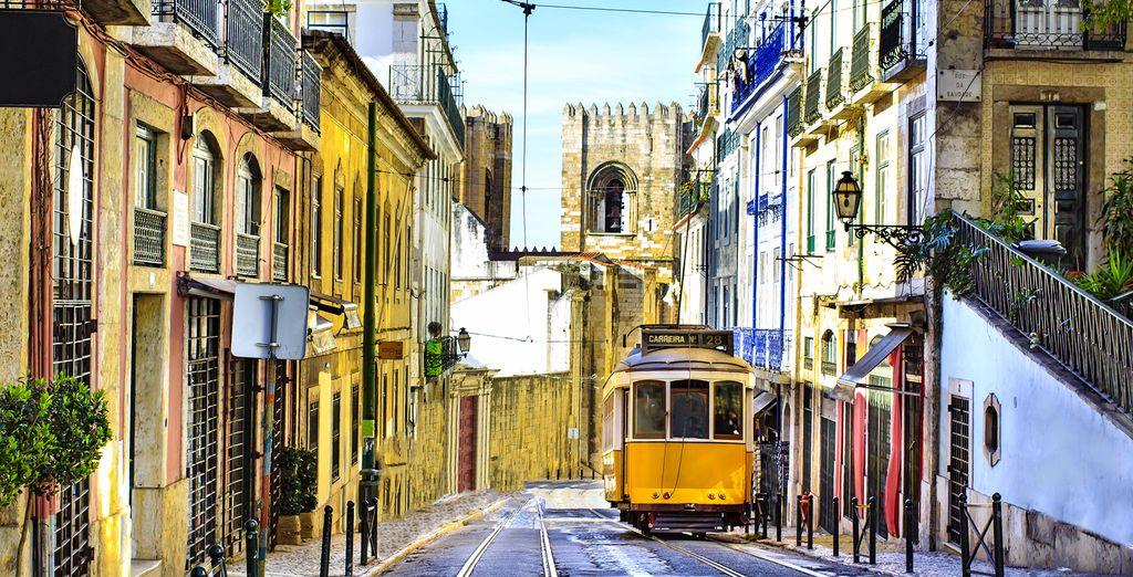 Willkommen in Lissabon