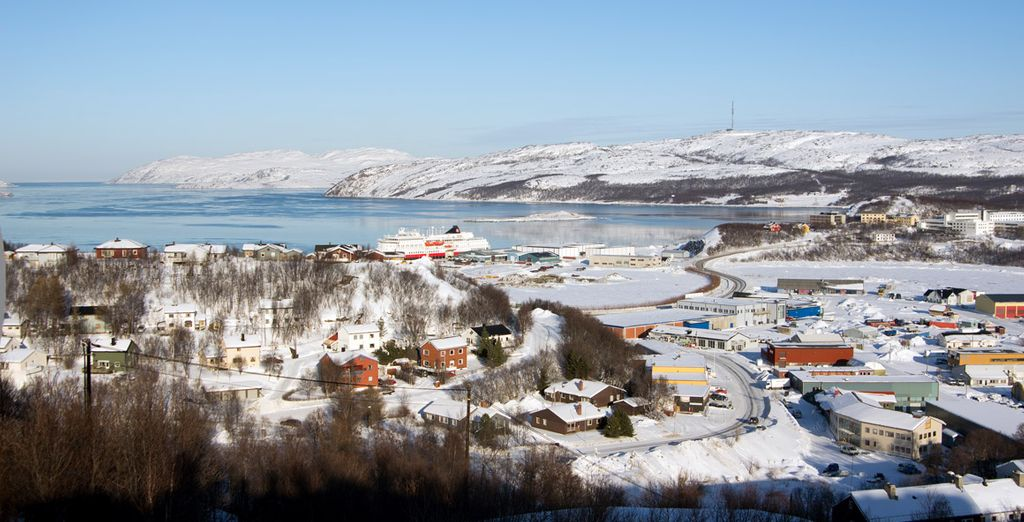 Ihre nächste Station ist Kirkenes: Hauptstadt der Barentsregion und Tor zum Osten