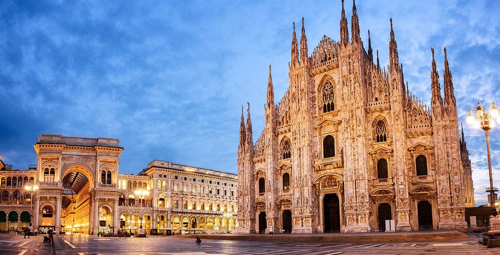 Genießen Sie ein schickes und kulturelles Wochenende in Mailand