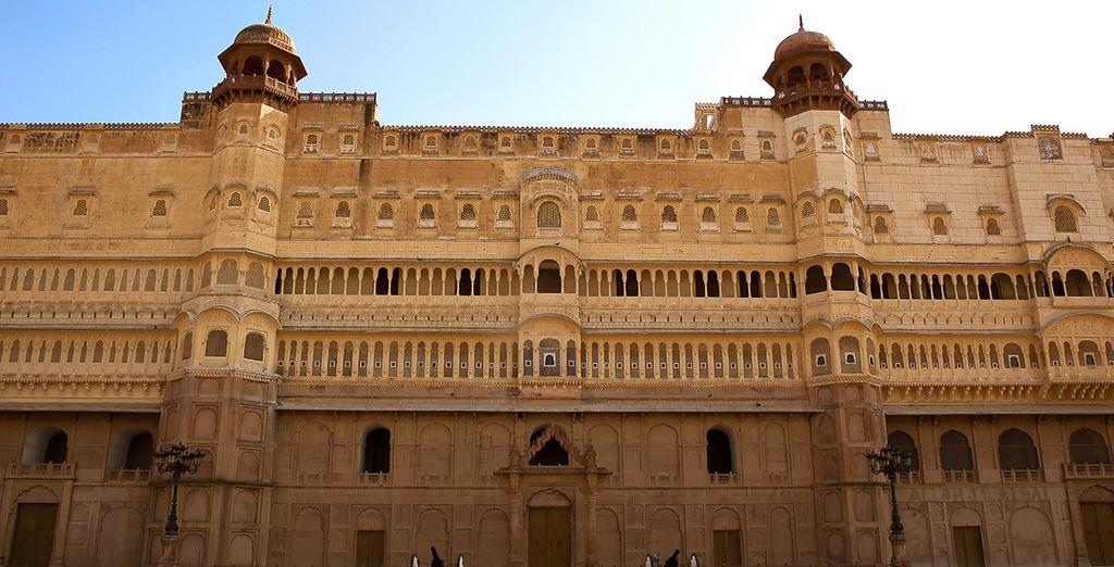 Bikaner und die Festung Junagarth